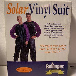 Work Out Solar Vinyl Suit (NEW)